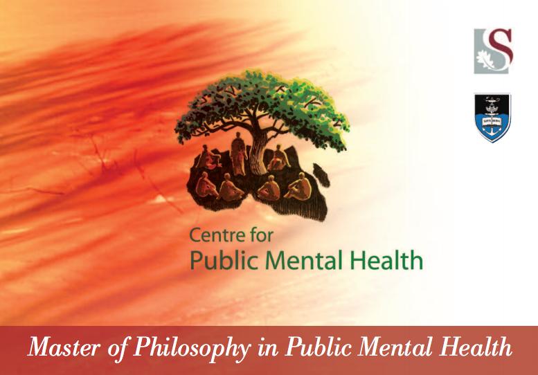MPhil Brochure Cover