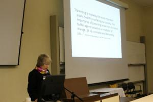 Prof Astrid Berg