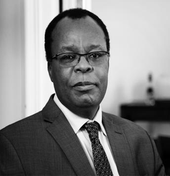 Prof Oye Gureje