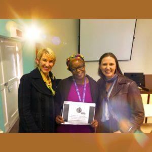 Prof Bronwyn Myers, Dr Tracey Naledi & A/Prof Katherine Sorsdahl